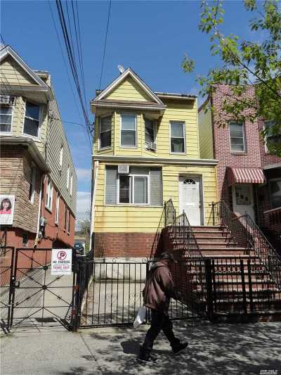 Jackson Heights Multi Family Home For Sale: 3327 Junction Blvd