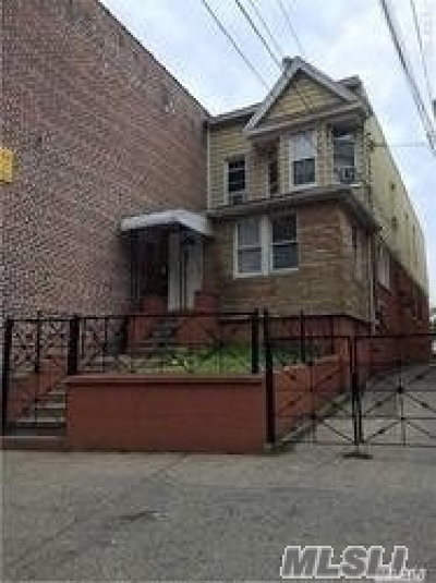 Jackson Heights Multi Family Home For Sale: 3325 Junction Blvd