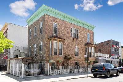 Brooklyn Multi Family Home For Sale: 1436 Herkimer St