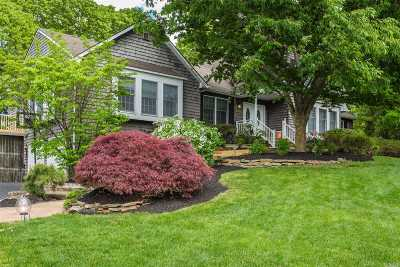 Stony Brook Single Family Home For Sale: 7 Melville Ct