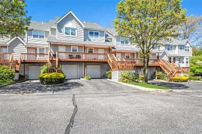 Port Jefferson Condo/Townhouse For Sale: 15 Leeward Ln