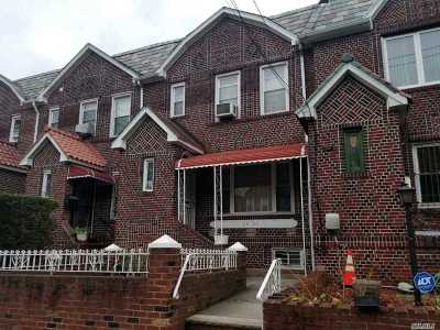 Single Family Home For Sale: 24-44 97th St