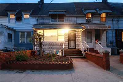 Brooklyn Single Family Home For Sale: 1648 71st St