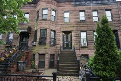 Brooklyn Multi Family Home For Sale: 816 Jefferson Ave