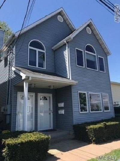 Oyster Bay Multi Family Home For Sale: 45-47 Shore Ave