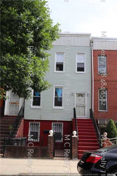 Brooklyn Multi Family Home For Sale: 32 Van Buren St