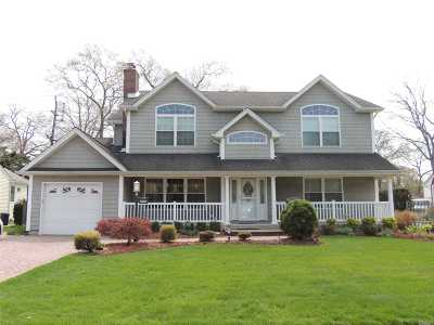 Wantagh Single Family Home For Sale: 1630 Jane St