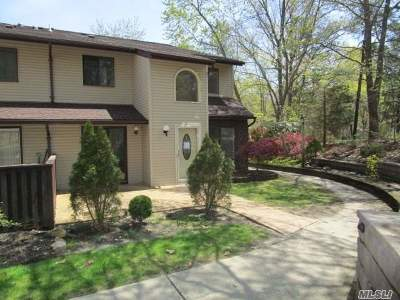 Coram Condo/Townhouse For Sale: 147 Birchwood Rd