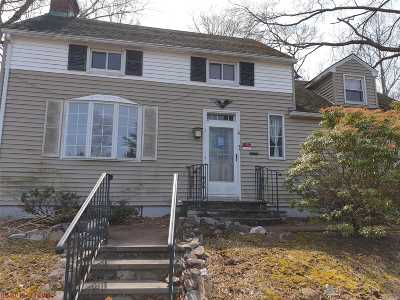 Glen Head Single Family Home For Sale: 4 Carman Pl