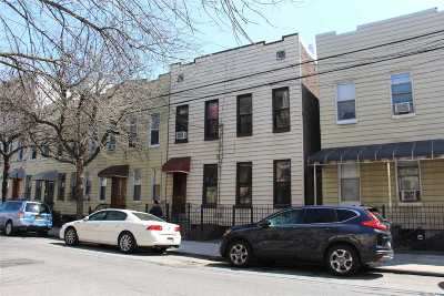 Ridgewood Multi Family Home For Sale: 1864 Linden St