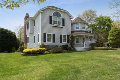 Farmingdale Single Family Home For Sale: 200 Lenox Ct