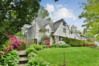Great Neck Single Family Home For Sale: 13 Pont St