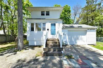 Massapequa Single Family Home For Sale: 124 North Dr