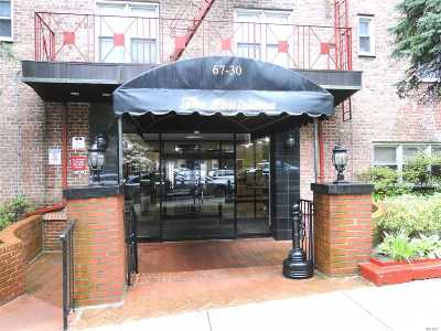 Queens County Co-op For Sale: 67-30 Clyde Street #7T