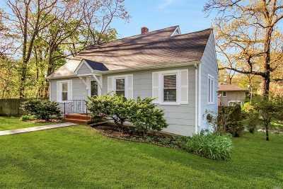 Ronkonkoma Single Family Home For Sale: 18 Pleasure Ave