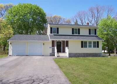 Centereach Single Family Home For Sale: 28 Rosemary Ln