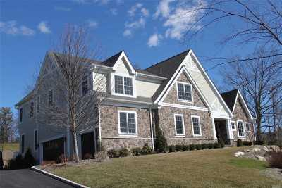 Muttontown Single Family Home For Sale: 35 Westgate Rd