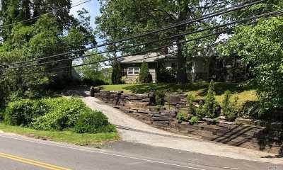 E. Northport Single Family Home For Sale: 166 Vernon Valley Rd