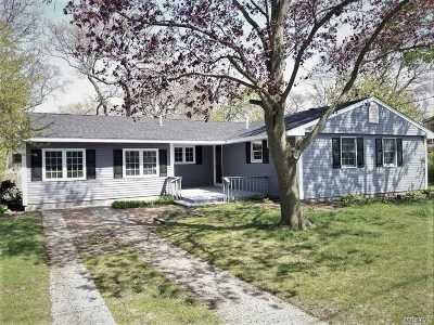 Selden Single Family Home For Sale: 11 Galaxie Ln