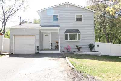 Patchogue Single Family Home For Sale: 248 Truberg Ave