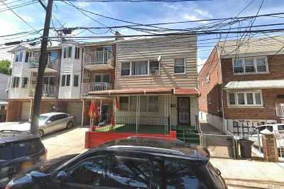 Ozone Park Multi Family Home For Sale: 84-09 102nd Rd