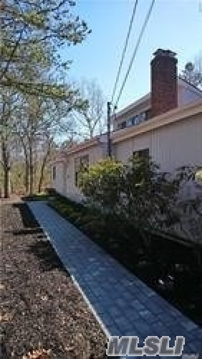 Hampton Bays Single Family Home For Sale: 61 Bellows Pond Rd