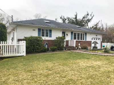 Islip Single Family Home For Sale: 60 Rockaway St