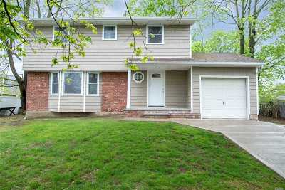 Commack Single Family Home For Sale: 4 Parkview Dr