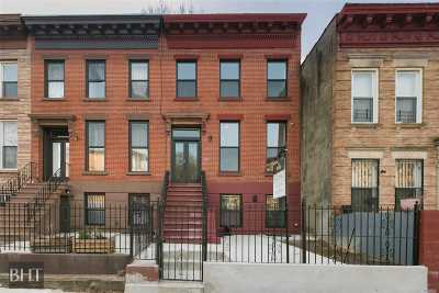 Brooklyn Multi Family Home For Sale: 1322 Bergen St