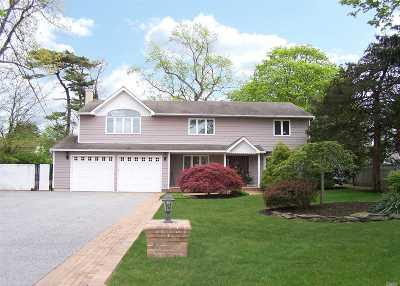 East Islip Single Family Home For Sale: 41 Adelhaide Ln