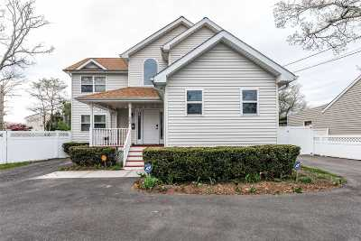 W. Babylon Single Family Home For Sale: 463 Old Farmingdale Rd