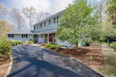 Dix Hills Single Family Home For Sale: 2 Wagon Wheel Ln