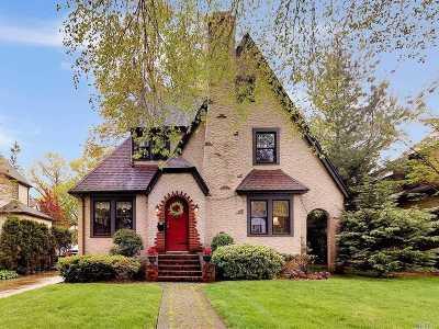 Garden City Single Family Home For Sale: 85 Pine St