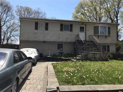 West Islip Single Family Home For Sale: 258 W 4th St
