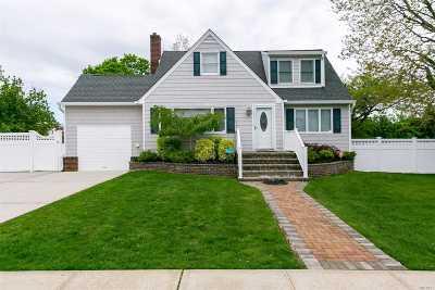 Massapequa Single Family Home For Sale: 47 Sand St