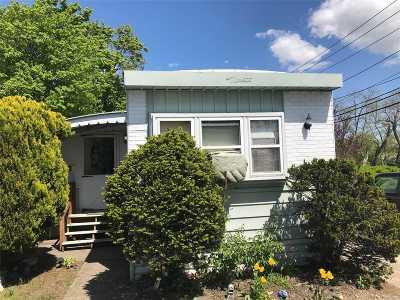 Calverton Single Family Home For Sale: 1964 River #84 Rd