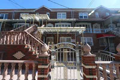 Brooklyn Multi Family Home For Sale: 1275 E 84th St
