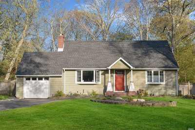 Shoreham Single Family Home For Sale: 4 Cornell Rd