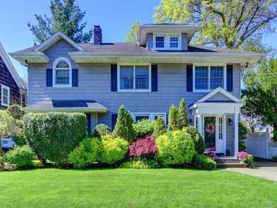 Rockville Centre Single Family Home For Sale: 26 Revere St