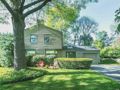 Great Neck Single Family Home For Sale: 8 Robbins Ln