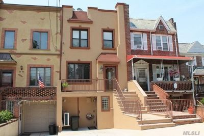 Middle Village Multi Family Home For Sale: 5846 79th St