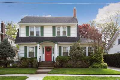 Floral Park Single Family Home For Sale: 45 Larch Ave
