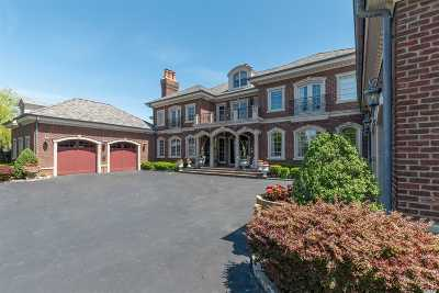 Muttontown Single Family Home For Sale: 24 Pen Mor Dr