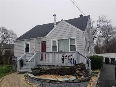 Bay Shore Single Family Home For Sale: 322 Atlantic Ave