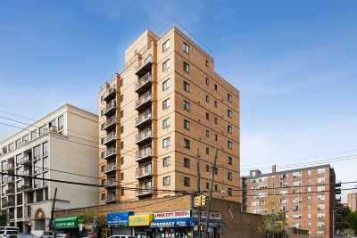 Rego Park Condo/Townhouse For Sale: 63-26 99th St #6D
