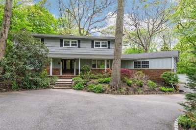 Muttontown Single Family Home For Sale: 2046 Ridge Rd