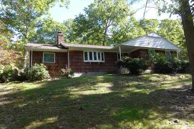 Middle Island Single Family Home For Sale: 43 E Bartlett Rd