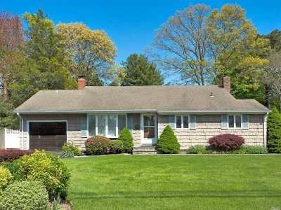 Bay Shore Single Family Home For Sale: 957 Gardiner Dr