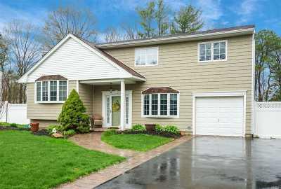 Hauppauge NY Single Family Home For Sale: $529,000