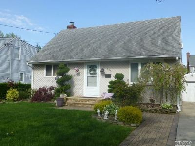 Wantagh Single Family Home For Sale: 2351 Willow St